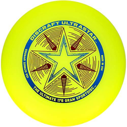 Discraft USSY Frisbee Jaune