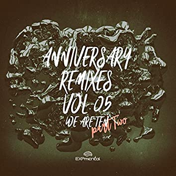 Anniversary Remixes Vol.05 We Are Ten Part Two