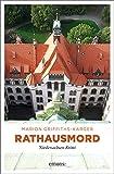 Rathausmord: Niedersachsen Krimi