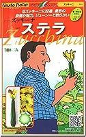 ズッキーニ 種子 ステラ 8粒