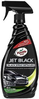 Turtle Wax Black Spray Detailer (680 ml, Jet Black)