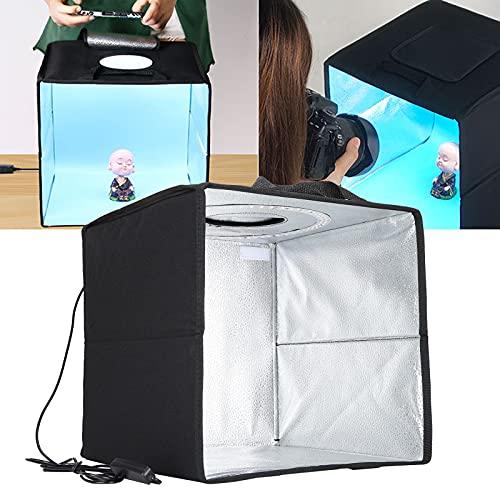 Carpa de fotografía, impermeable, ligera, carpa para sesión de fotos, plegable, 6 colores, fotografía con atenuador de brillo para estudio fotográfico, para fotografía