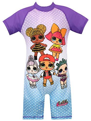 LOL Surprise Bañador para Niña Dolls Multicolor 4 a 5 Años