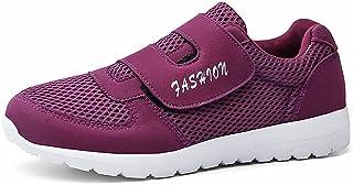 SONGJOY Hardloopschoenen voor heren, outdoor, fitnessschoenen, licht, ademend, gymschoenen, schoenen, schoenen, klittenban...