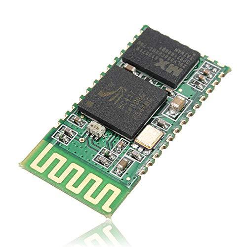 ZJF Componentes de la computadora Accesorios eléctrico 5pcs RS232 TTL HC-06 Bluetooth inalámbrico RF Módulo Serial Transceptor: Productos Que Trabajan con Juntas Oficiales.