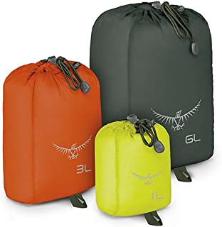 Osprey Packs Ul Stuffsack Set, Assorted Colors, One Size