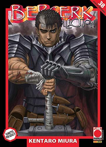 Berserk Collection N° 38 - Ristampa - Planet Manga - ITALIANO