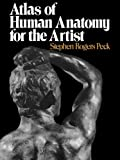 Atlas of Human Anatomy for the Artist (Galaxy Books)