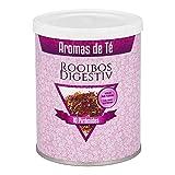 Aromas de Té - Té Rooibos Digestiv con Tila Menta Anís/Infusión Rooibos Digestivo con Caléndula, 10 pirámides