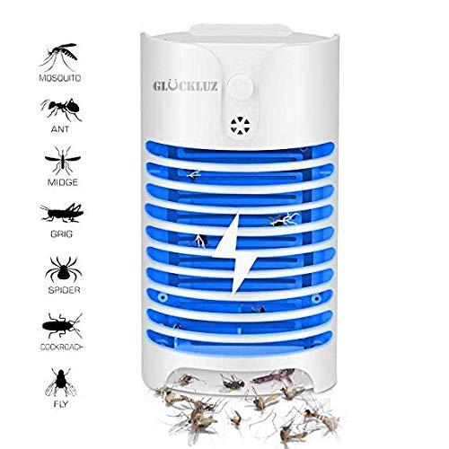 lampara anti insectos fabricante Glückluz