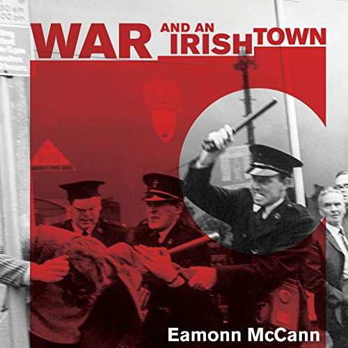 War and an Irish Town audiobook cover art