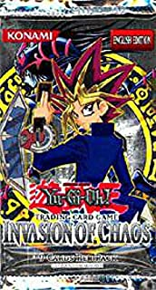 Best yugioh invasion of chaos booster pack Reviews