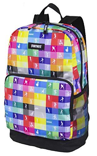 FORTNITE Amplify Backpack Zaino, Combo Luminoso, Taglia unica Unisex-Adulto