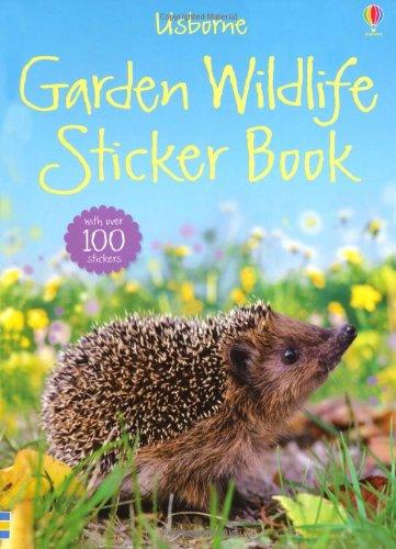 Garden Wildlife Sticker Book (Internet Linked Reference)