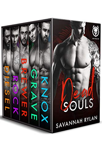 Dead Souls MC Series: Books 1-5