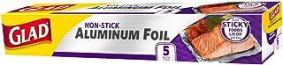 Glad Non-Stick Aluminum Foil, 5m