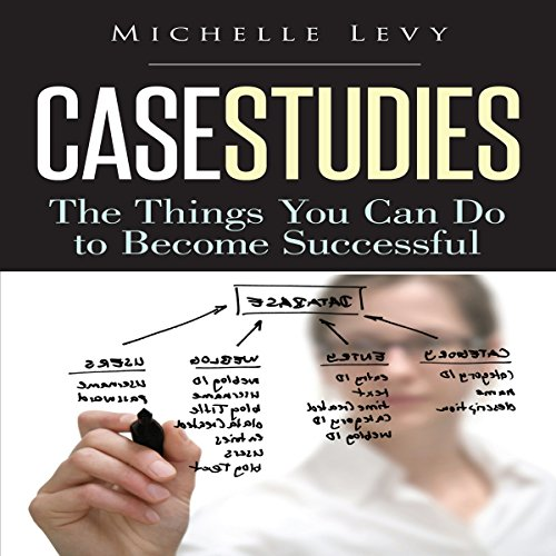 Case Studies audiobook cover art