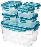 AmazonBasics 6 pcs Food Storage Set