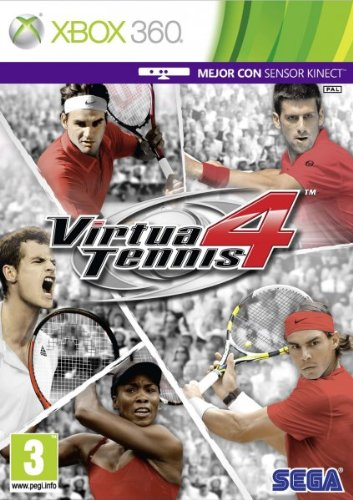 Virtua Tennis 4 [Spanisch Import]
