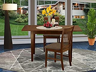 3 Pc dinette set- Table with a 12in leaf and 2 Dining Chairs (B00TV4DMVU) | Amazon price tracker / tracking, Amazon price history charts, Amazon price watches, Amazon price drop alerts