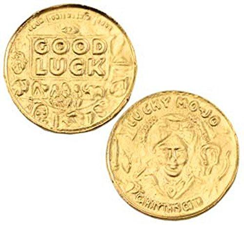 Azurgrüne Mojo-Münze