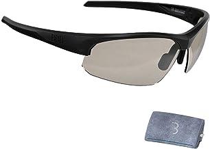 BBB Cycling sportbril zelfkleurend fotochromatische glazen fietsbril voor zonwering polycarbonaat frame verstelbare neusbe...