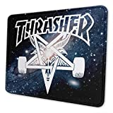 Gaming Mouse Pad Thrasher Skate-Goat Non-Slip Rubber Base Mouse Pad