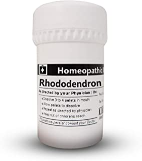 Rhododendron 1M Homeopathic Remedy in 25 Gram