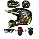 SK-LBB Downhill Helm Motorradhelm MTB Helme, Rennrad helme City Helme Kinder Motocross helm...