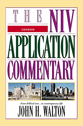 Genesis (The NIV Application Commentary) (English Edition)