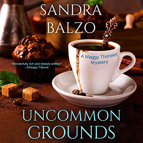 Uncommon Grounds  By  cover art