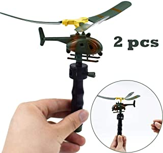 Elevin(TM)👍👍 Helicopter Funny Kids Outdoor Toy Drone Children's Day Gifts for Beginner (2PCS)