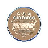 Snazaroo- Pintura facial y Corporal, 18 ml, Color beige claro, 0 (Colart 18910)