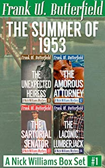 The Summer of 1953 (A Nick Williams Box Set Book 1) by [Frank W. Butterfield]