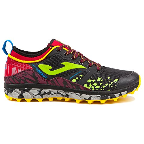 Sportime2 Joma TK. Claw Men 801 Black – Zapato Trail Hombre – TK.claws-801