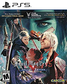 Game - Playstation 5 Devil May Cry 5 Special Edition Book
