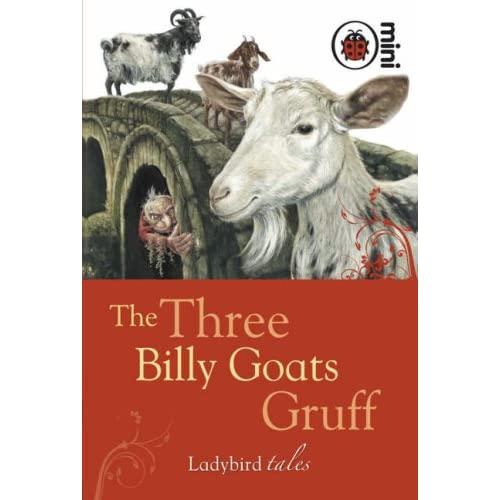 The Three Billy Goats Gruff: Ladybird Tales