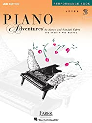 Piano Lessons Birmingham - Faber Level 2B Performance Book