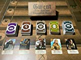 GWENT Cards (- New Faction Expansion - 5 Decks) Witcher 3, Full Set Total 460 Cards