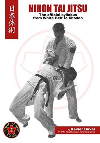 Nihon Tai Jitsu - The Official Syllabus (English Edition)