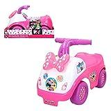 Disney Correpasillos Luz & Sonido-Minnie (ColorBaby 46348)