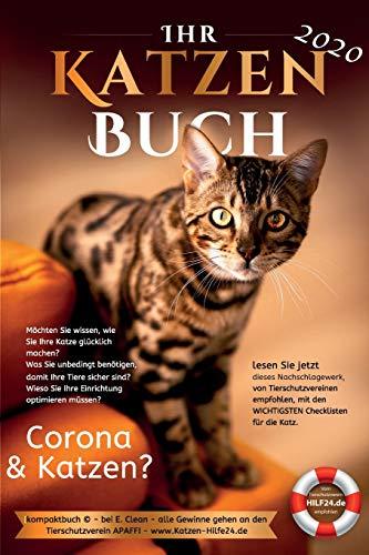Ihr Katzen Buch: von Tierschutzvereinen empfohlen