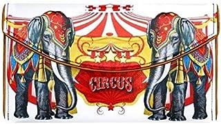 White Circus Clutch