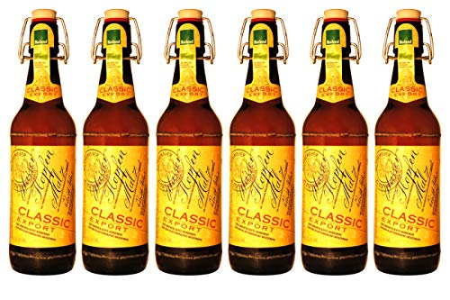 Klosterbrauerei Weissenohe - Classic Export (6 Flaschen) I Bierpaket von Bierwohl