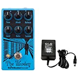 EarthQuaker Devices Warden V2 Optical Compressor Pedal w/Power Supply