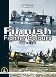 Finnish Fighter Colours 1939-1945. Volume 1 (White Series) by Kari Stenman (2014-09-19) - MMPBooks - 19/09/2014