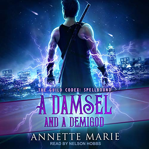 A Damsel and a Demigod  By  cover art