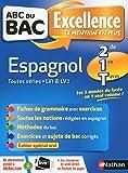 Espagnol Toutes séries LV1 & LV2 2de, 1re, Tle