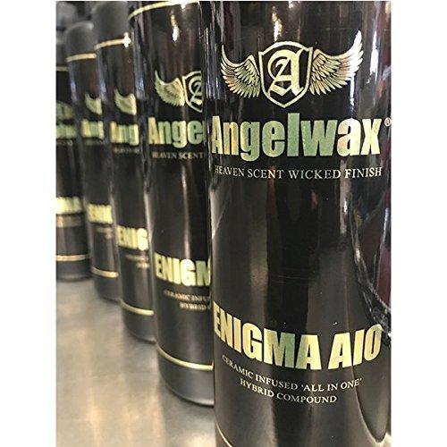 Angelwax Enigma AIO 500 ml – Composé hybride tout en un infusé de céramique