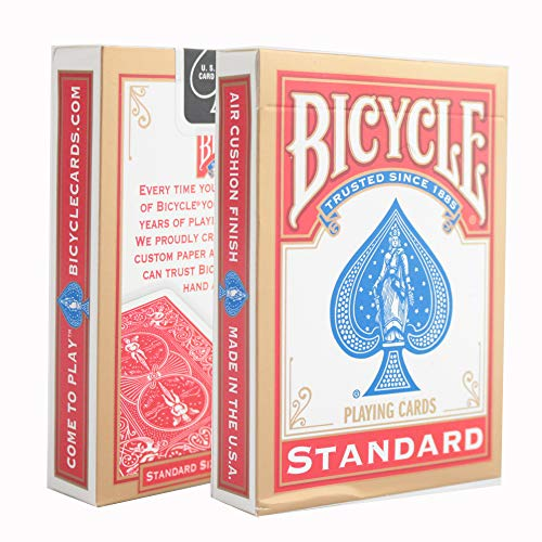 Bicycle Brand Invisible Deck - Famous Magic Card Trick -...